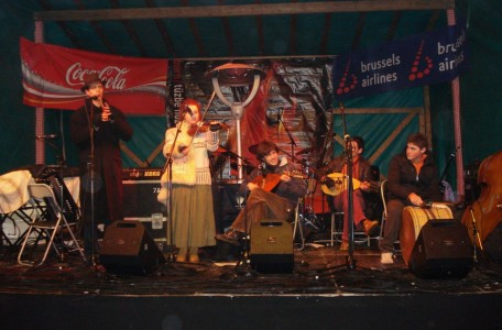 Tuz Langja Folk Band Concert Budapest Christmas