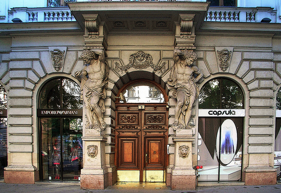 Budapest Luxury Shopping on Andrassy