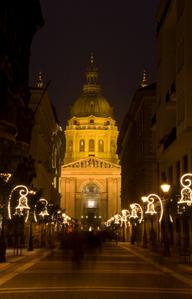 Budapest Christmas Market Tour