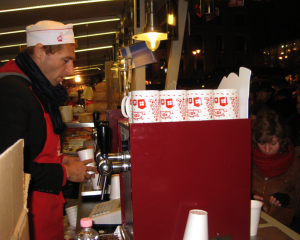 Budapest Christmas Market mug 2012