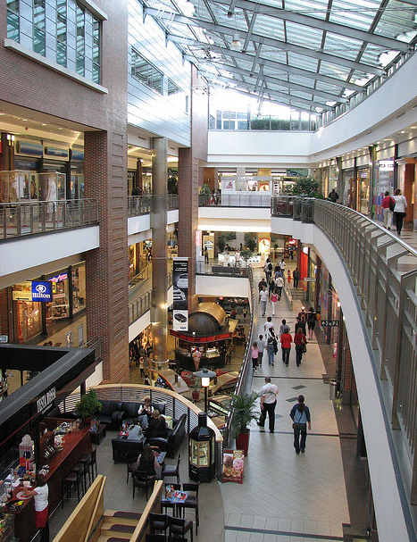 Budapest Shopping Mall