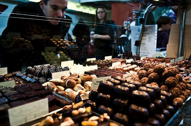 Budapest WAMP Market at Christmas