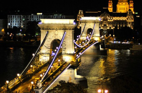 Christmas Cruise Budapest December