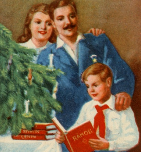 Christmas in Communism