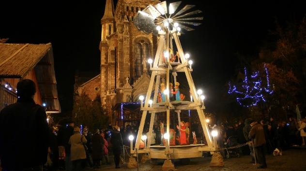 Ferencvaros Christmas Market