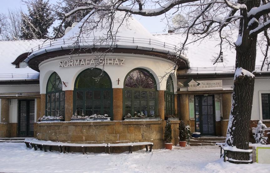 Normafa Restaurant Ski House