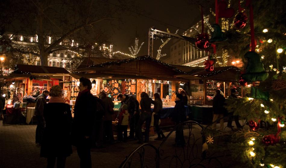 Budapest Christmas Dec 24 events