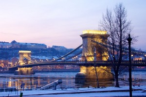 Winter Budapest Cruises on the Danube in December