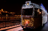 Budapest Christmas Streetcar