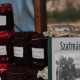 Home made jams at Vajdahunyad Christmas Fair