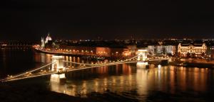 Cruises Budapest Christmas