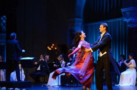 Pesti Vigado New Years Eve Gala Concert Budapest