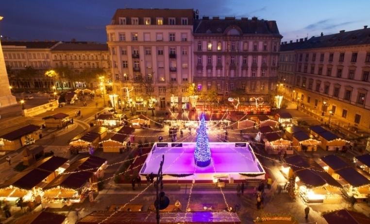 St Stephen Square Budapest