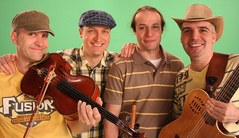 Alma Band Budapest