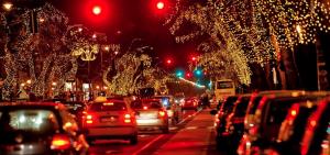 Andrassy Avenue Christmas