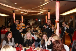 Budapest Xmas Eve Dinner with Gypsy Music