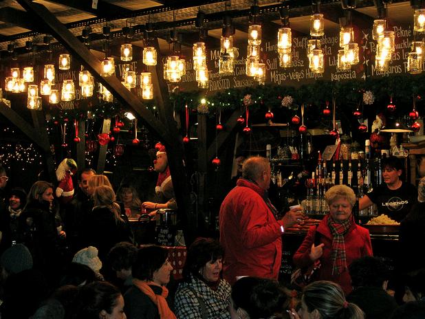 Budapest Christmas Market 2012