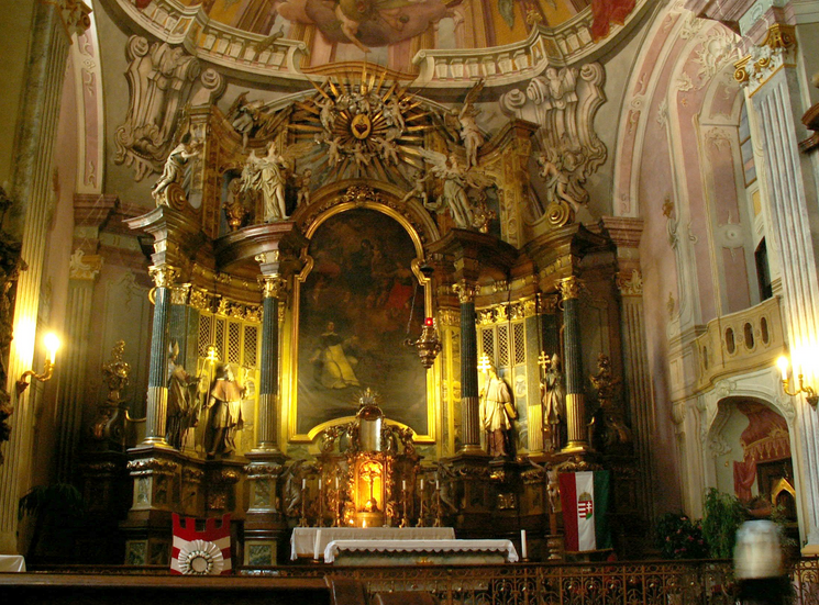 Budapest St Michael Church