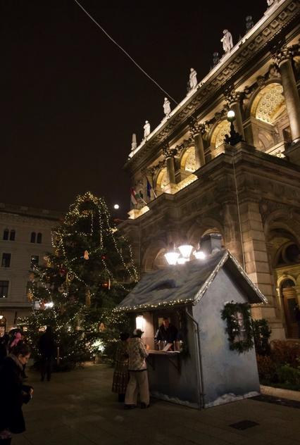 Christmas at Budapest Opera