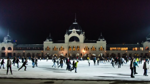 Ice Rink Budapest City Park