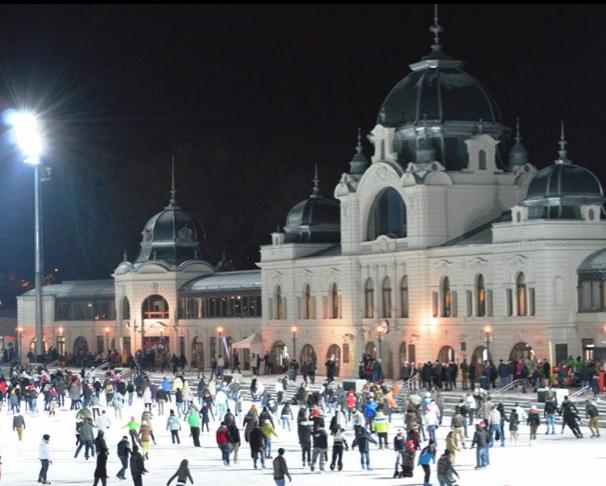 Skating Rink Budapest