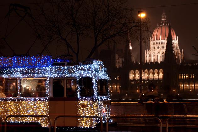 Budapest Christmas 2013