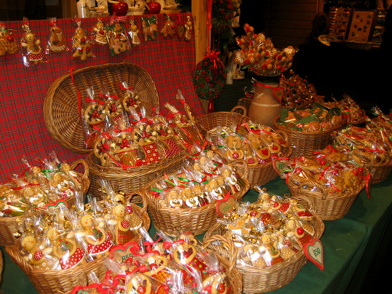 Budapest Christmas Market Advent Gingerbread Decors TopBudapestOrg
