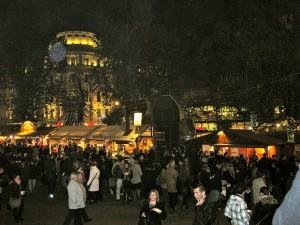 Budapest Christmas Market Advent on Vorosmarty Square TopBudapestOrg