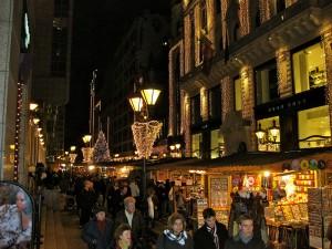 Budapest Christmas Market Fashion Street TopBudapestOrg