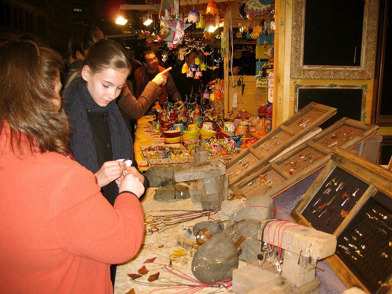 Budapest Christmas Market Jewellery TopBudapestOrg
