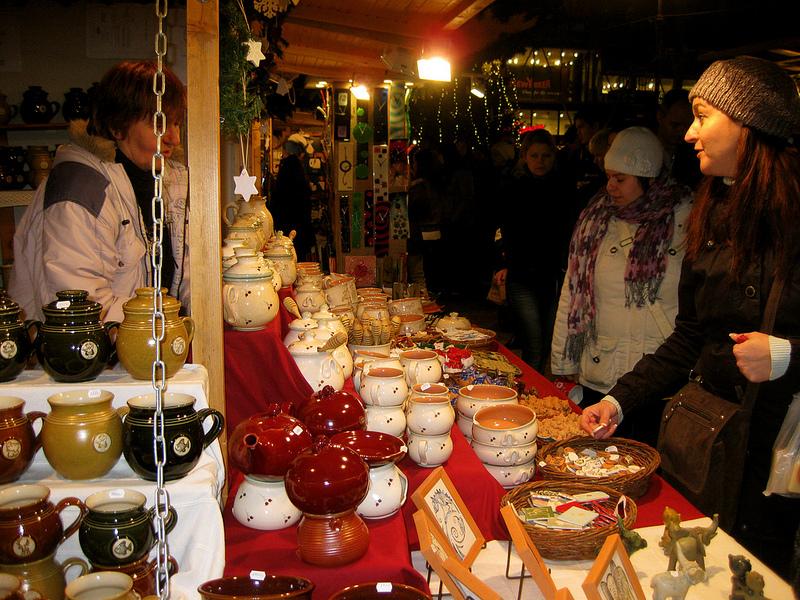 Budapest Christmas Market Presents TopBudapestOrg
