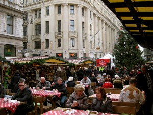 Budapest Christmas Market Winter Weekend Budapest
