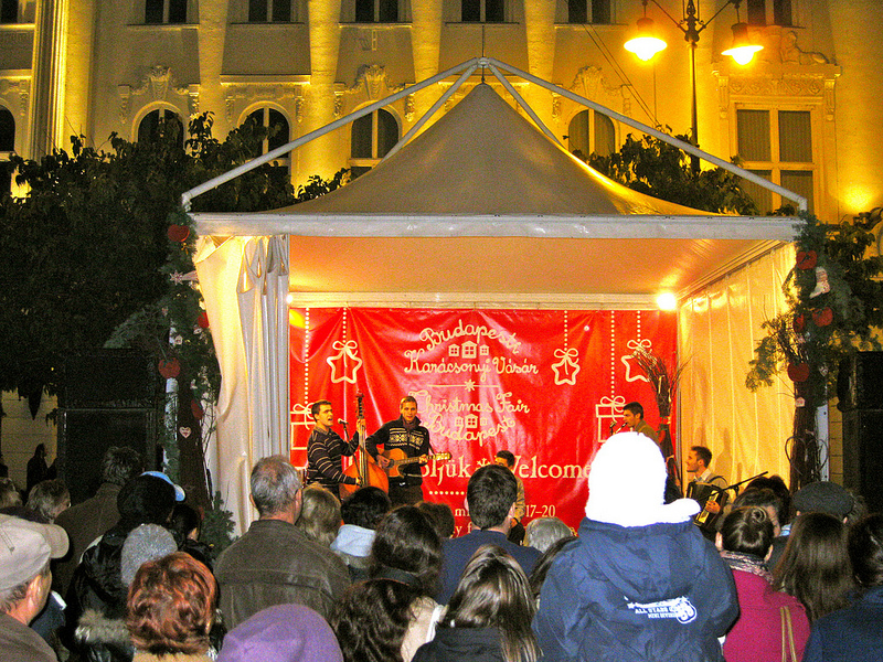 Budapest Christmas Market Xmas Concerts TopBudapestOrg