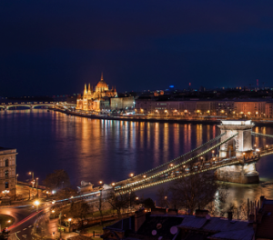 Budapest Cruises in Winter