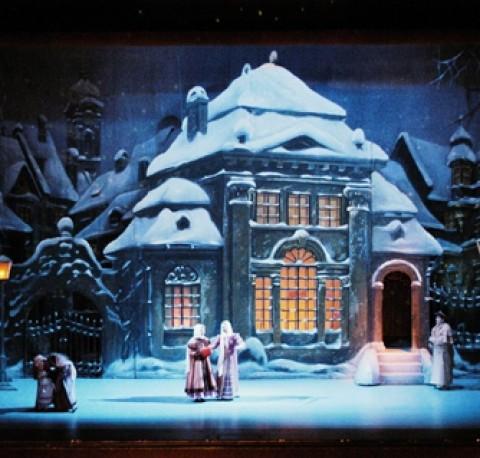 Nutcracker Ballet Budapest Christmas