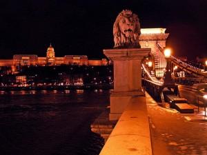 Budapest Winter Danube