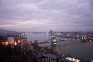 Budapest Winter Cruise on Danube