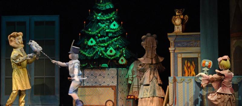 Nutcracker in Budapest Palace of Arts Christmas Shows