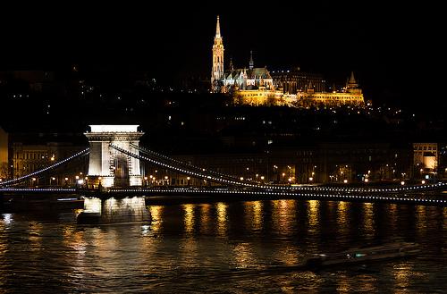 Budapest Boat Tour on Danube River