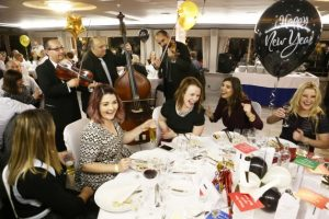 NYE Party Cruise with Folk Show
