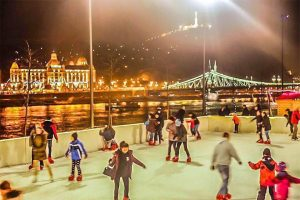 Budapest Panorama Skating