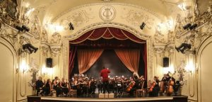 Christmas Day Chamber Concert in Danube Palace Budapest