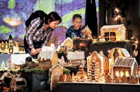 Gingerbread City Budapest