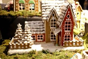 Gingerbread City Budapest (photo by Agnesz Duszka)